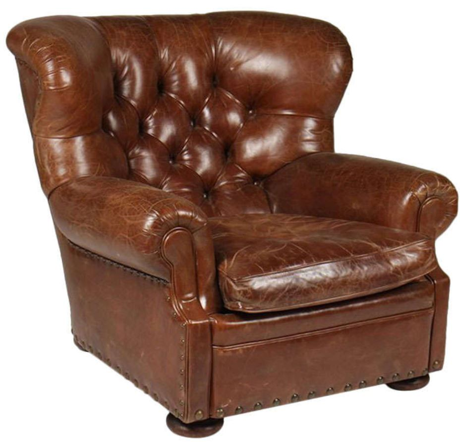 a classic writers chair